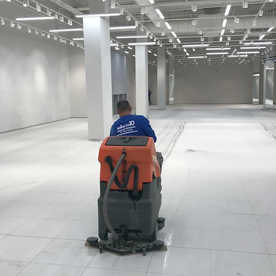 Empresa de limpieza en Aranjuez
